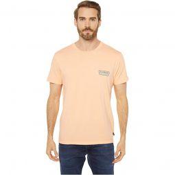 Badge Short Sleeve T-Shirt
