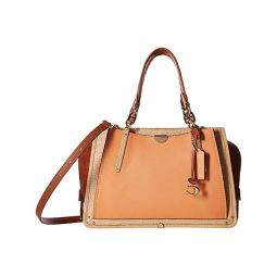 Dreamer in Color Block Leather
