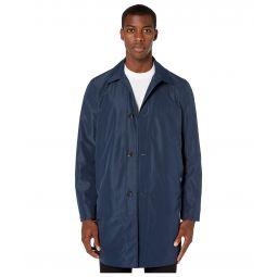 Lined Waterproof Mac Coat