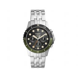Fb-01 Chrono Chronograph Stainless Steel Watch - FS5864