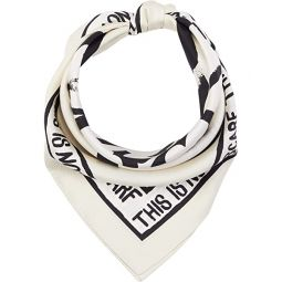 This Is Not A Scarf Neckerchief
