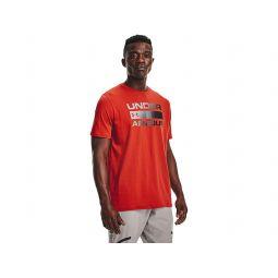 UA Team Issue Wordmark Short Sleeve