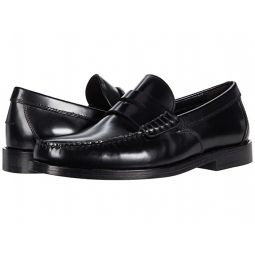 Spazzolato Manhattan Leather Loafer