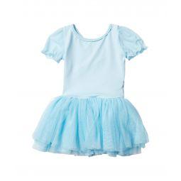Frill Sleeve Tutu Leotard (Toddler/Little Kids/Big Kids)