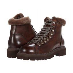 Shearling Detail Hiker Boot