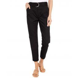 Athena Surplus Pants in Black
