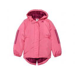 adidas Kids Insulated Jacket (Big Kids)