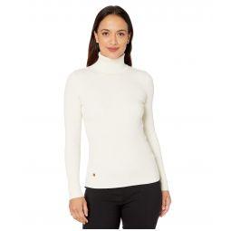Petite Turtleneck Sweater