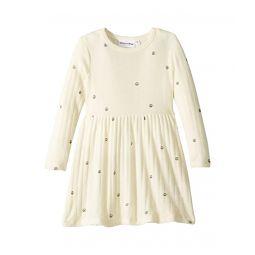 Peace Pointelle Wool Dress (Infant/Toddler/Little Kids/Big Kids)