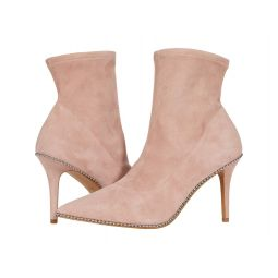 Whitney Suede Bootie