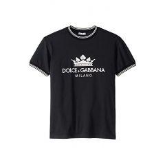 Dolce & Gabbana Kids D&G Sport Graphic T-Shirt (Big Kids)