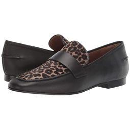 Emporio Armani Pony Hair Leopard Loafer