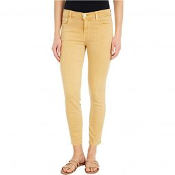835 Mid-Rise Crop Skinny in Litho