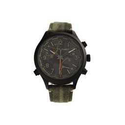 Timex 43 mm Waterbury World Time