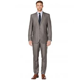 Kenneth Cole Reaction Slim Fit 32 Finished Bottom Suit