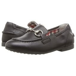 Jordaan Leather Loafer (Toddler)