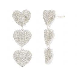Kate Spade New York Heart To Heart Earrings
