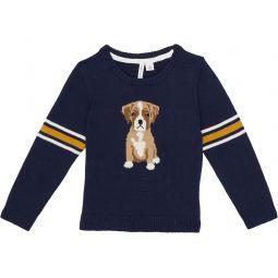 Varsity Sweatshirt (Toddler/Little Kids/Big Kids)
