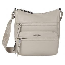 Calvin Klein Kiara Rocky Road Messenger Bag