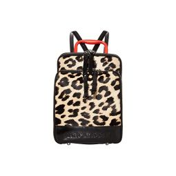 The Retro Backpack Leopard