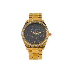 Betsey Johnson Celestial Starry Watch