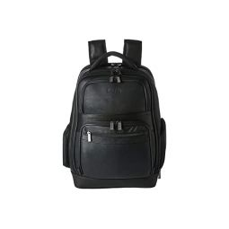 Colombian Leather 15.6 RFID Computer Backpack