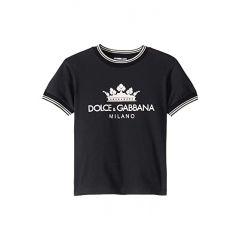 Dolce & Gabbana Kids D&G Sport Graphic T-Shirt (Little Kids)