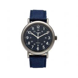 Timex Weekender 3-hand 40mm Fabric Strap Watch