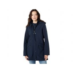Softshell Jacket w/ Quilted Vest
