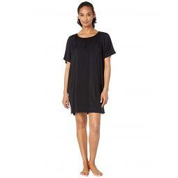 Donna Karan Sleepwear Modal Spandex Jersey Sleepshirt