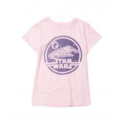Star Wars Millenium Falcon T-Shirt (Little Kids/Big Kids)
