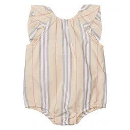 Debbie Stripe Overalls (Infant)