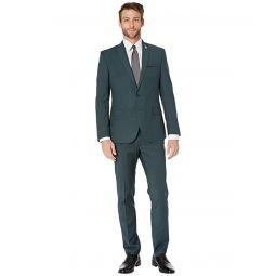 Nick Graham Solid Suit