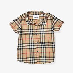 Fredrick Short Sleeve Pocket Shirt (Infantu002FToddler)