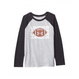 Branded Football Long Sleeve (Little Kids/Big Kids)