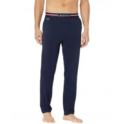 Semi Fancy Waistband Pajama Pants