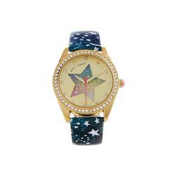 Betsey Johnson Rainbow Starry Watch