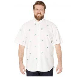 Polo Ralph Lauren Big & Tall Short Sleeve Classic Fit Oxford Shirt