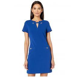 Tommy Hilfiger Grommet Pocket Dress