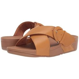 FitFlop Lulu Buckle Slides