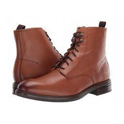 Wagner Grand Plain Toe Boot