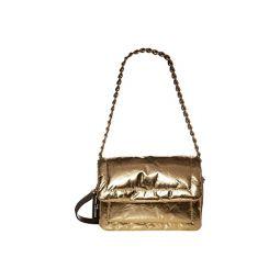 Marc Jacobs Mini Pillow Bag Metallic