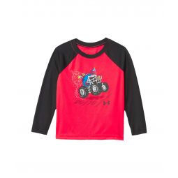 Football Monster Truck Long Sleeve (Toddler)