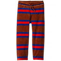 Velour Stripe Trousers (Toddler/Little Kids/Big Kids)