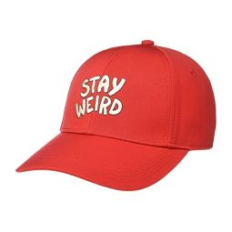 Stay Weird Embroidery Cap