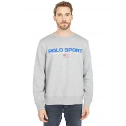 Polo Ralph Lauren Long Sleeve Neon Fleece Pullover