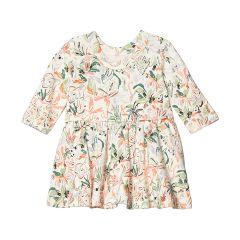 Animal Kingdom Twirl Dress (Infantu002FToddler)