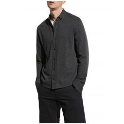 Vince Long Sleeve Button-Down Shirt