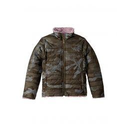 Reversible Mossbud Swirl Jacket (Little Kidsu002FBig Kids)