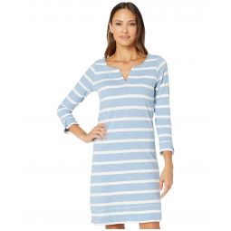 Lucy Dress - Sunwashed Stripes